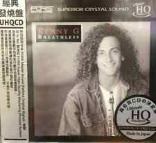 KENNY G - BREATHLESS (Made in Japan)  UHQCD