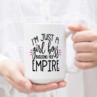 Boss Lady Mug Girl Boss Mug Business Woman Gift Mug