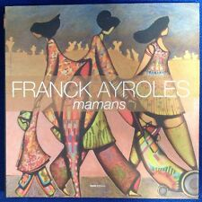 Franck Ayrole Mamans Geste Editions Libro in Francese 9782845617254