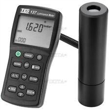 4-Digit Luminance Meter Dual Display Brand New TES-137 Lcd gl