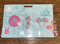 Minnie Mouse The Main Attraction Pin Set Small World #4 April Limited *In Hand*