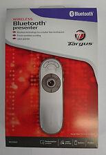 TARGUS Bluetooth Presenter Wireless Mouse Presentazione Remoto Per Windows MAC