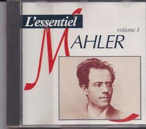 Bruno Walter -Mahler cd album
