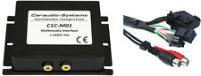 MERCEDES COMAND 2.0 DX INTERFACE AV DVD USB NAVI CONTROL C CLK E G ML SL W203