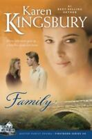 FAMILY Firstborn Christian Series Book 4 by Karen Kingsbury FREE SHIPPING