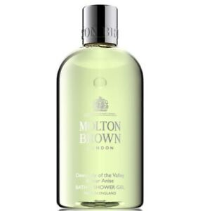 Molton Brown Dewy Lily of the Valley & Star Anise Bath & Shower Gel 50ml Travel