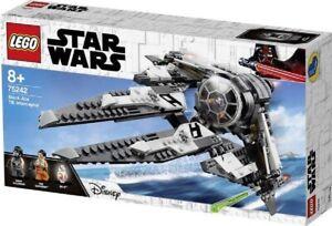 LEGO - STAR WARS - 75242 - BLACK ACE TIE INTERCEPTOR