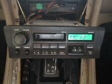 Daimler XJ6 XJ40 AD 9200R Radio Cassette With Code. Free CD Changer. Read Ad.