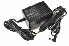 Fuente de alimentación original Casio ca-k90 car-adaptor output: 9v - 900ma