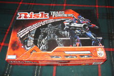 Risk Transformers Cybertron Battle Edition Parker Brothers Board