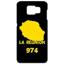 Coque 3 D Téléphone - SAMSUNG GALAXY S6 - ILE DE LA REUNION 974 MARGOUILLAT