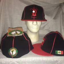Latin League DIABLOS RED DEVILS MEXICO CITY   SIZE 7 1/4 Fitted  Hat