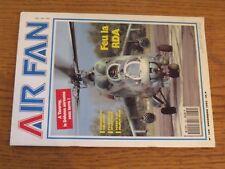 $$$ Revue Air Fan N°169 RDATaverny Fedense aeriennePatmar AtlantiqueWick