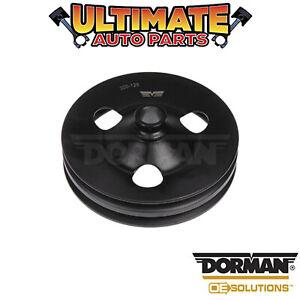 Dorman: 300-125 - Power Steering Pump Pulley