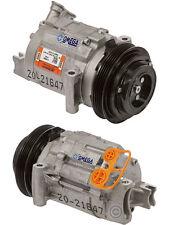 New OEM A/C AC Compressor Fits: 10 11 12 13 14 15 Chevrolet Camaro V8 6.2L ONLY