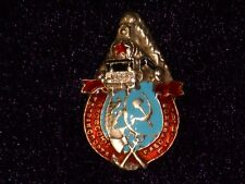 """1926 SOVIET RUSSIAN BADGE """"THE TRADE UNION OF RAILWAY TRANSPORT OF THE USSR""""COPY"""