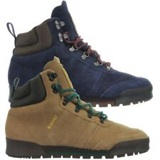 Adidas Jake Boot 2.0 brown / blue Men's water-resistant suede boots Blauvelt NEW