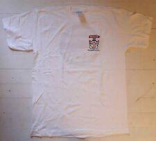METALLICA Harvester of Holland Vintage 1997 NEW T Shirt L Fanclub Tour White LP