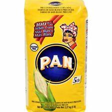 Goya Foods Dry Glutten Free Harina Pan White 35.27oz (Pack Of 10)