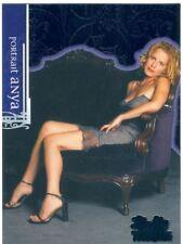 Buffy TVS Evolution Portraits Chase Card PT-5