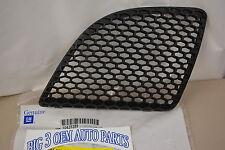 2004-2008 Pontiac Grand Prix LH Driver Side Front black GRILLE new OEM 10435389