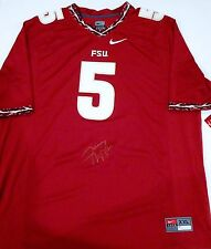 Jameis Winston Signed Jersey w/PSA DNA FSU Seminoles Football 2013 Heisman