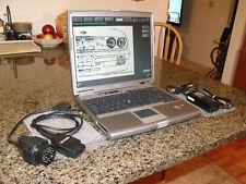 BMW Diagnostic Laptop OBD II 2 Scanner Code GT1 DIS 57 INPA ADS K+DCAN USB CABLE