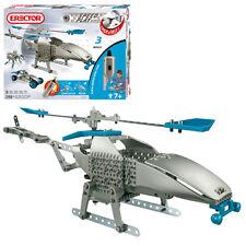 ERECTOR 3 MODEL SP MOTOR HELICOPTER ERECTOR BUILDING SE