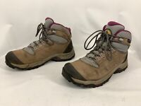 La Sportiva Leather Gore-tex Hiking Boots 10 M Womens Brown Leather GTX Boots