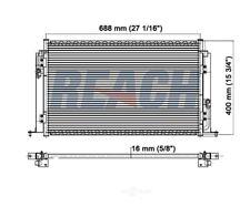 A/C Condenser Reach Cooling 31-4570