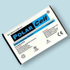 PolarCell Replacement Battery for Nokia 112 E70 N-Gage QD BL-6C Li-Polymer