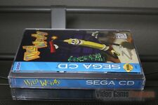 Wild Woody (Sega CD 1995) FACTORY SEALED - ULTRA RARE!