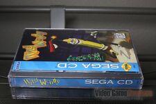 Wild Woody (Sega CD 1995) FACTORY SEALED - ULTRA RARE!