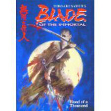 Blade of the Immortal Vol 1: Blood of a Thousand: Blood of a Thousand v. 1, Samu