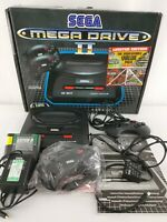 SEGA Mega Drive 2 Boxed with 2 Controller Pads (1 is BRAND NEW) Limited Edition
