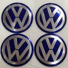 """HOT 90MM/3.54"""" Wheel Center Caps Decal for VW Bettle Passat Jetta Golf MK4 98-05"""