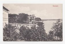 Tampere (Tammersfors),Finland,View of Church and Bay,Pirkanmaa Region,c.1909
