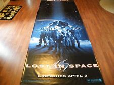 LOST IN SPACE Original Movie Theater 9 FT x 42 IN Vinyl Banner from theater