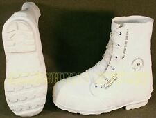 US Military MICKEY MOUSE BUNNY BOOTS -30° Extreme Cold Weather WHITE 10 N NEW