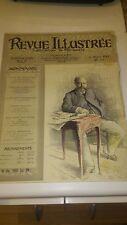 Revue Illustrée 15 mars 1888 n°55 - Ludovic Baschet éditeur - 3ème année/Vol.5