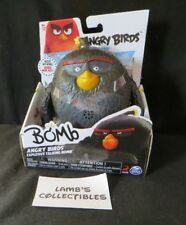 "Bomb Angry Birds Explosive Talking Bomb 5"" figure Spin Master"