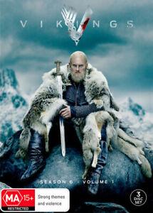 VIKINGS : Season 6 Part 1 : NEW DVD