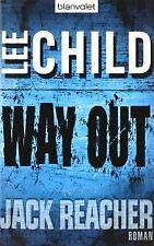 Way Out: Ein Jack-Reacher-Roman von Child, Lee | Buch | Zustand sehr gut