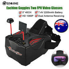 Eachine Goggles Two 5 Inches HD 1080P 5.8G Diversity 40CH HDMI FPV Video Glasses