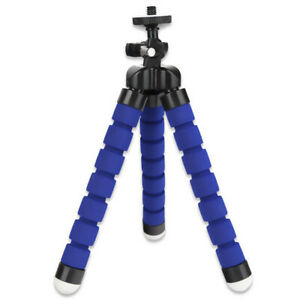 Mini Tripod Flexible Octopus Holder Stand Mount for iPhone/Samsung Phone Camera