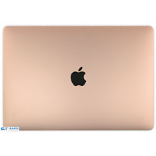 """New listing Apple Macbook Air A1932 Retina 13.3"""" Lcd Screen Assembly Late 2018 Rose Gold"""