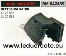 73041100 FILTRO ARIA COMPLETO DECESPUGLIATORE IKRA MOGATEC XL 25 30 SSB