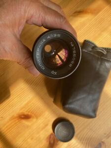 Jupiter-11A 135mm f/4 Prime Manual Lens