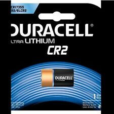Batterie monouso Duracell per articoli audio e video CR2