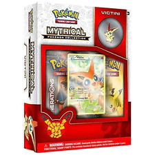 Pokemon victini mythique collection